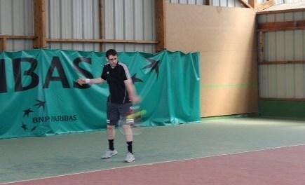 Championnat régional de tennis Sport Adapté!