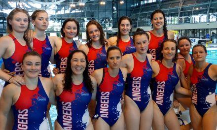 L'équipe féminine d'Angers Natation Water-Polo revient de Limoges avec la quatrième place de la finale de nationale 1.
