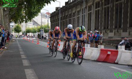 Revivez en vidéo le Triathlon d'Angers.
