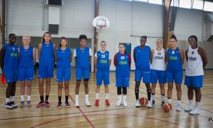Revivez en vidéo la reprise de la saison avec l'Union Féminine Angers Basket 49.