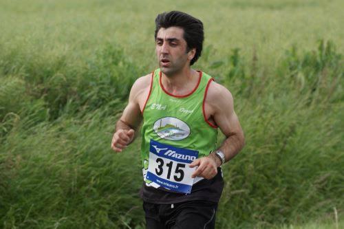 Ozgur TANYELI : La course à pied est avant tout, un moment de convivialité.