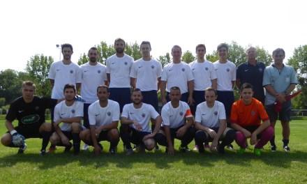 D2 (10e journée) : Saint-Sylvain-d'Anjou a retrouvé des couleurs face à Corné (3-0).