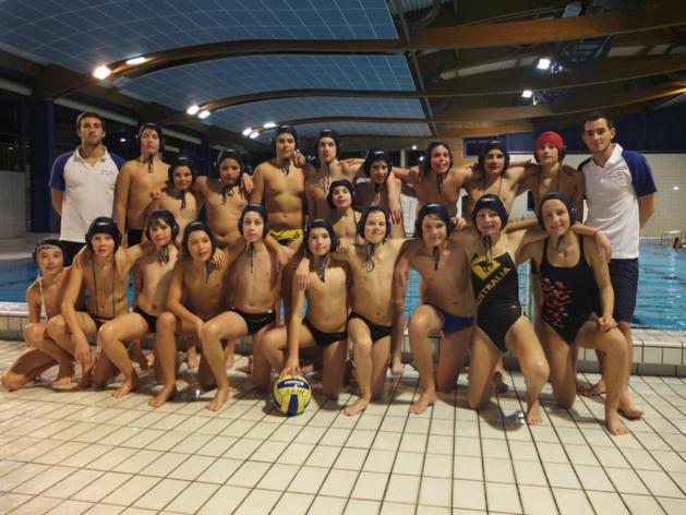 Bilan d'avant-saison d'Angers Water-polo.