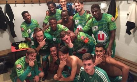 DSR (1ère journée) : Belle victoire collective de la Vaillante face Mouilleron-le-Captif (3-1).