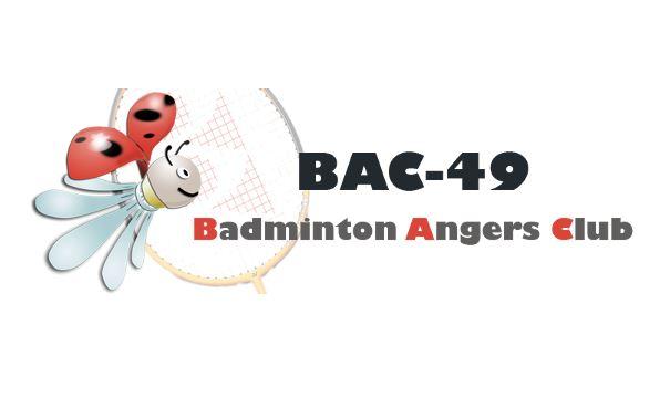 Le Badminton Angers Club 49 développe la pratique du badminton sur Angers.