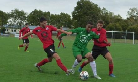 Coupe de France (2e tour) : Angers SCA renverse le match face l'ES Bouchemaine (3-2).
