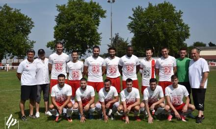 Coupe des Pays-de-Loire (3e tour) : Malgré un match compliqué, la Tessoualle s'impose à Couëron (2-1).