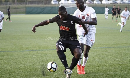 N3 (7e journée) : Angers SCO (b) a mérité sa victoire face à Challans (1-0).
