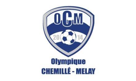 R3 (10e journée) : Chemillé-Melay a été solide à Vertou (c) (2-1).