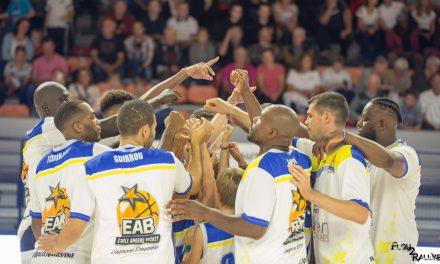 Revivez en vidéo les meilleurs moments du match : Étoile Angers Basket – AS Cherbourg (88-69).