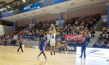 NM2 (6e journée) : Étoile Angers Basket reçoit l'Union Rennes Basket 35.