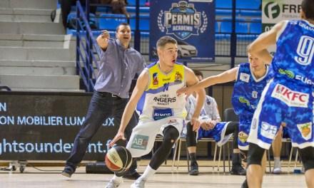 Revivez en vidéo, les meilleurs moments du match : Étoile Angers Basket – CS Gravenchon Basket (91-62).