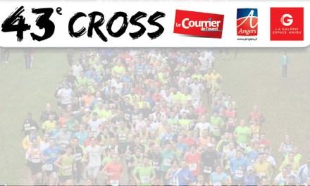 La 43e édition du Cross du Courrier de l'Ouest, c'est ce samedi, à partir de 9h00 !