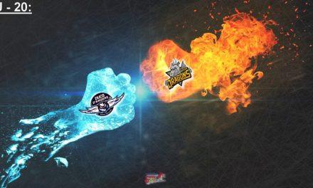 U-20 Élite (12e journée) : Les Ducs d'Angers ont battu le rival éternel des Dragons de Rouen, ce dimanche (5-3).
