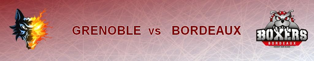 GRENOBLE vs BORDEAUX