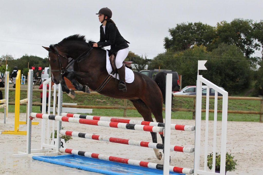 """""""L'équitation est un vrai sport."""""""