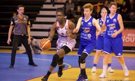 NF2 (15e journée) : Saumur Loire Basket a su confirmer face à Garnache (56-45).
