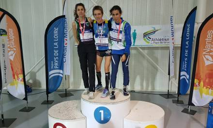 Catherine THOMAS-PESQUEUX décroche l'or pour son retour à la compétition.