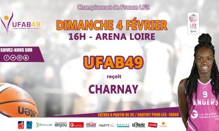 LF2 (16e journée) : Gros match attendu entre l'UFAB et Charnay !