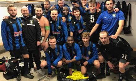 D1 (15e journée) : Montreuil-Juigné obtient une victoire dans la douleur face au Lac de Maine (2-0).