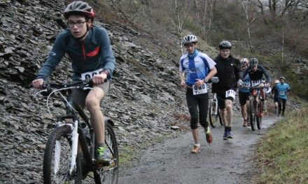 En avant pour la 7ème édition du Run and Bike de la Mine Bleue.