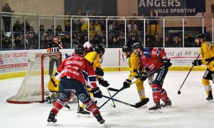 Ligue Magnus (play-offs / match 4) : Après sa défaite face à Rouen, Angers compromet ses chances d'accéder aux demi-finales.
