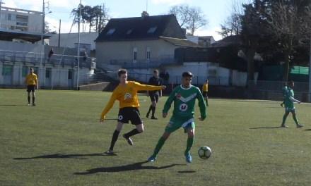 Coupe de l'Anjou (16e de finale) : La Vaillante d'Angers ne retiendra que la qualification face à l'équipe C de Segré (3-1).