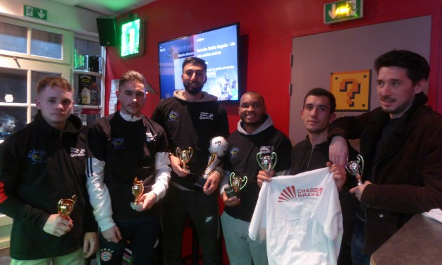 Tournoi EA SPORTS : Une première réussie pour Passion Sports 49.