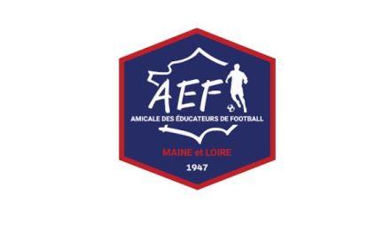 L'Amicale des Éducateurs de Football du Maine-et-Loire propose des observations de séance.