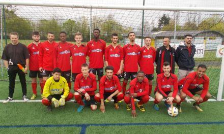 D3 (20e journée) : Diminué, Angers SCA (b) obtient un bon match nul à Saint-Melaine (2-2).