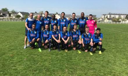 Quart de finale de la coupe de l'Anjou : Victoire logique de Beaufort-en-Vallée face à Montreuil-Juigné, même si le score est sévère (3-0).
