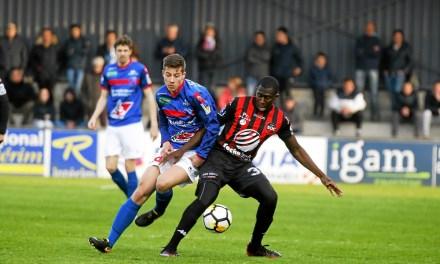 National (29e journée – match en retard) : Le SO Cholet ramène un bon point de son déplacement à Concarneau.