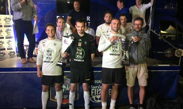 L'équipe Dao remporte la deuxième édition du Soccer Meeting d'Avrillé !