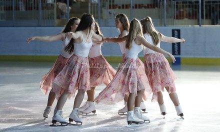 Le club de Danse sur Glace d'Angers y organisait son Gala 2018. Et quel Gala !