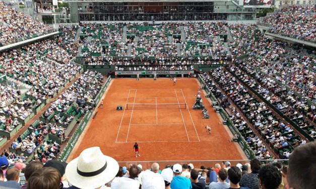 Dans les coulisses d'un jour à Roland-Garros.