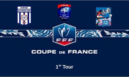 Coupe de France (1er Tour) : Beaufort-en-Vallée devra être sérieux face à une équipe de Sainte-Gemmes-sur-Loire très motivée.