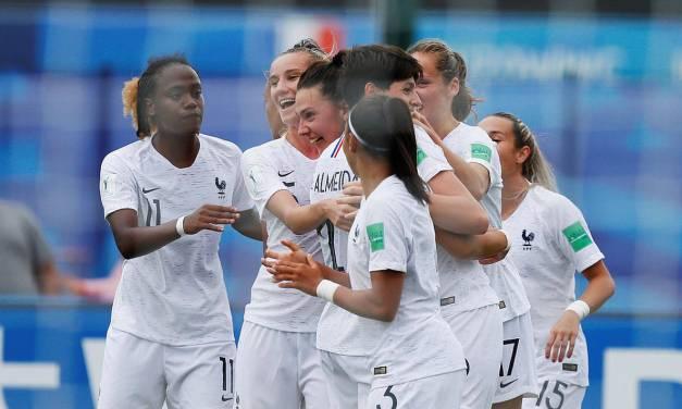 Coupe du Monde Féminine U20 : Les Bleuettes éliminent les championnes du Monde Coréenne !