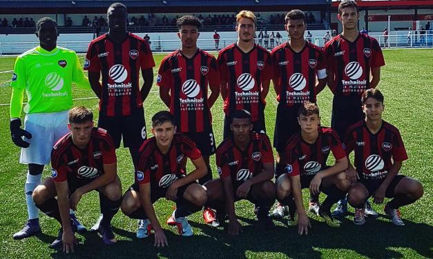 U19 National (2e journée) : Le SO Cholet se contentera du match nul face à Laval (1-1).