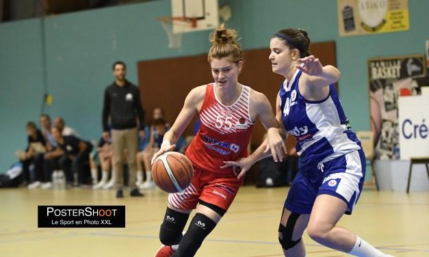 NF2 (poule B 3ème journée) : L'obstacle du Mûrs-Érigné Basket Club franchi par le Saumur Loire Basket (82-85).