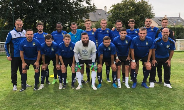 Coupe de l'Anjou (2e Tour) : Montreuil-Juigné a su être sérieux pour se qualifier à Corné (5-0).