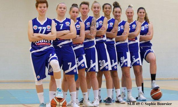 Les filles du SLB 49 s'inclinent assez lourdement à Toulouse (73-56) pour la 5ème journée du championnat de NF2.
