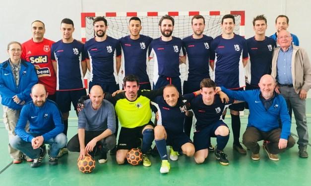 Régionale 2 Futsal (2e journée) : Le SC Diabolos Trélazé brille devant son public face Laval Nord (5-2) !