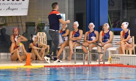Championnat de France National 1 Féminine (3ème journée) : Les Angevines, sans briller, déroulent face à Laval (18 à 5).