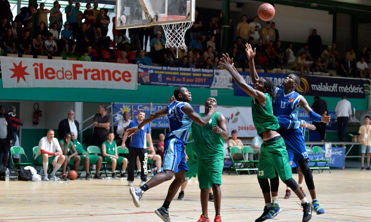 Le Championnat Départemental de Basket Sport Adapté aura lieu à Cholet.