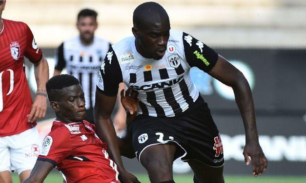 Qui est Wilfried KANGA, l'avant-centre du SCO d'Angers ?