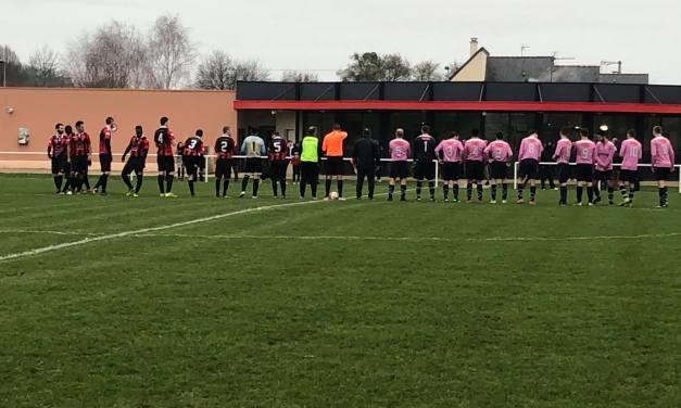 D2 (7e journée) : Match nul logique entre Longuenée-en-Anjou et Châtelais (2-2).