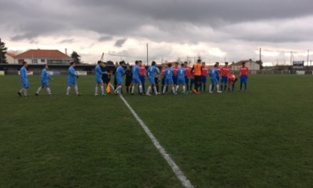 R2 (11e journée) : Saint-Pierre Montrevault a été sérieux face à Fontenay-le-Comte VF (c) (2-0).
