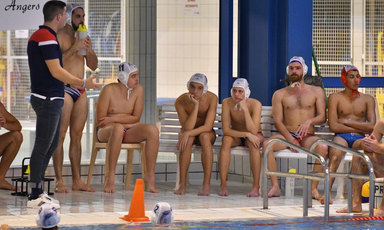 Championnat de France National 3 Zone Ouest (8e journée) : Les Angevins ont été défaits à Granville (15-3).