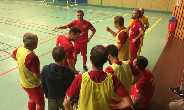Un retour de trêve réussi pour les RedFox de l'ASI Mûrs-Érigné Futsal.