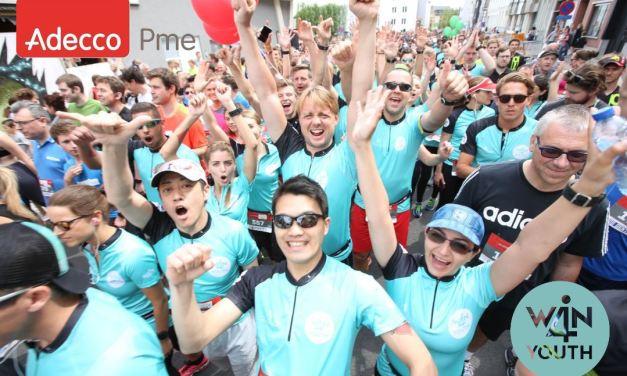 Conjuguez sport et solidarité, le vendredi 26 avril avec Adecco PME !
